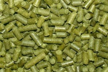 Forraje Alfalfa Deshidratada Granulada